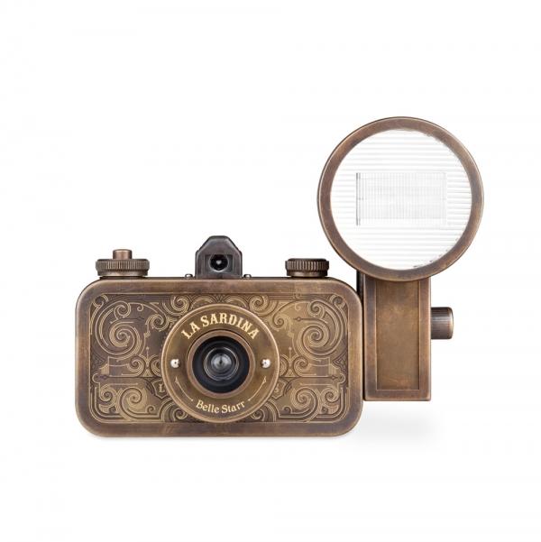 Пленочный фотоаппарат La Sardina Belle Starr (Фото 2)