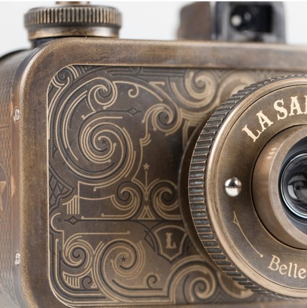Пленочный фотоаппарат La Sardina Belle Starr (Фото 5)