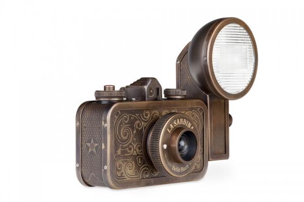 Пленочный фотоаппарат La Sardina Belle Starr