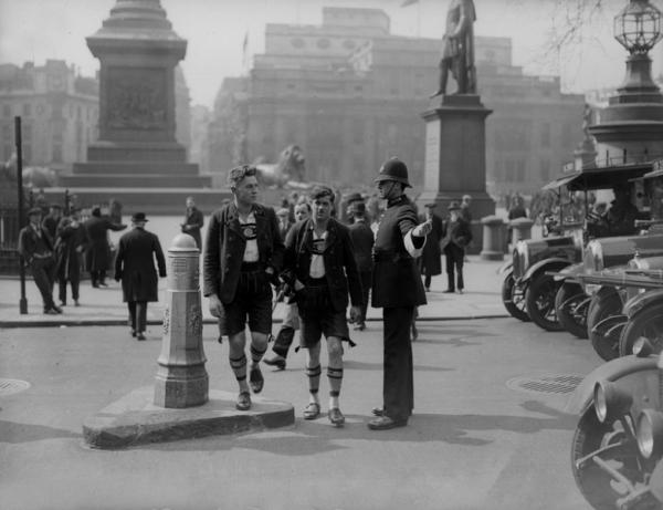 Полицейские, 1890-е -1930-е