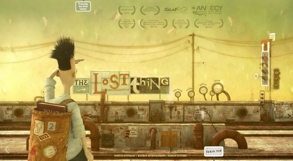 The Lost Thing (Фото 2)