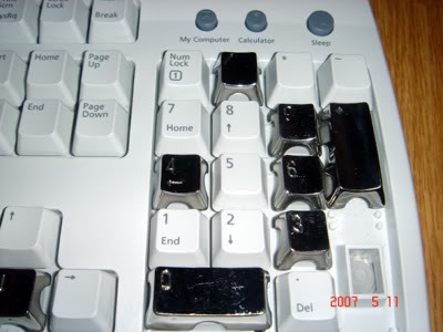 Стальная клавиатура. Памятник человеческой глупости. (Фото 9)