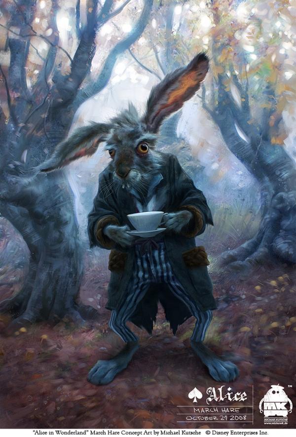 Безумное чаепитие и  Майкл Кюцш. (Фото 4)