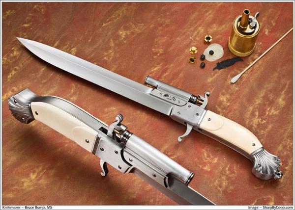 "И снова ""нож для джентельмена"". (Фото 21)"