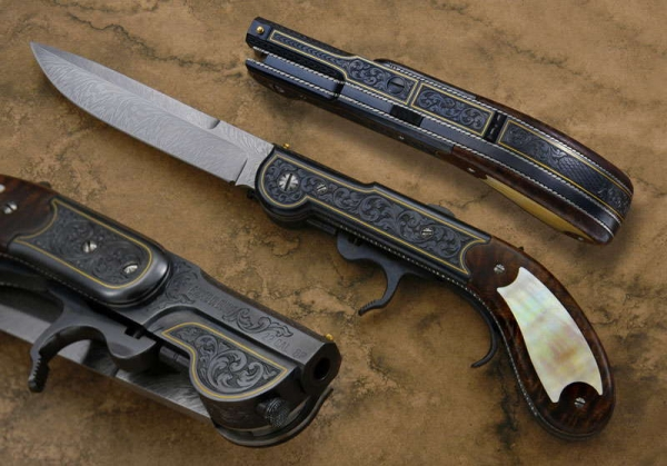 "И снова ""нож для джентельмена"". (Фото 24)"