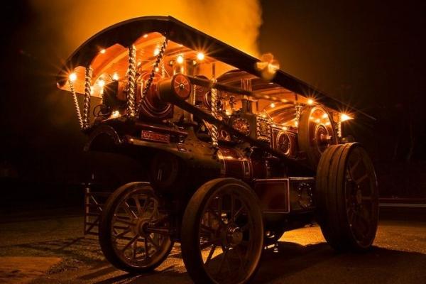Выставка паровых машин – Great Dorset Steam Fair