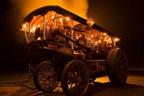 Выставка паровых машин – Great Dorset Steam Fair (Фото 5)