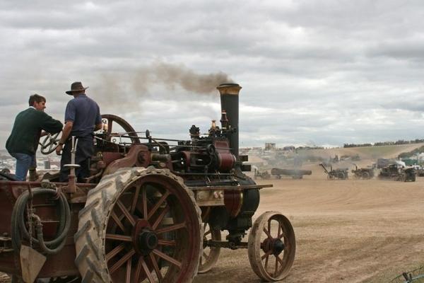 Выставка паровых машин – Great Dorset Steam Fair (Фото 7)