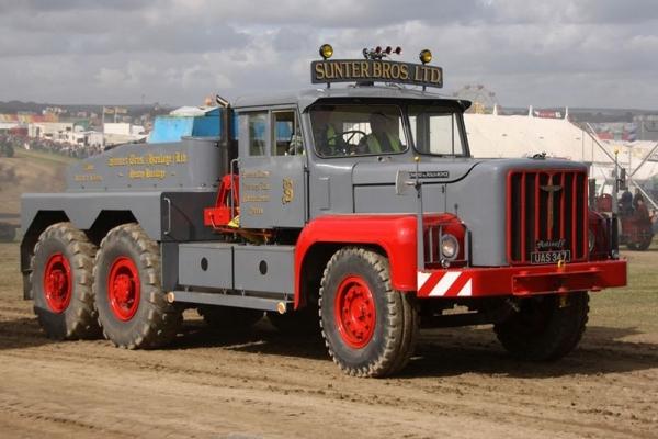 Выставка паровых машин – Great Dorset Steam Fair (Фото 10)