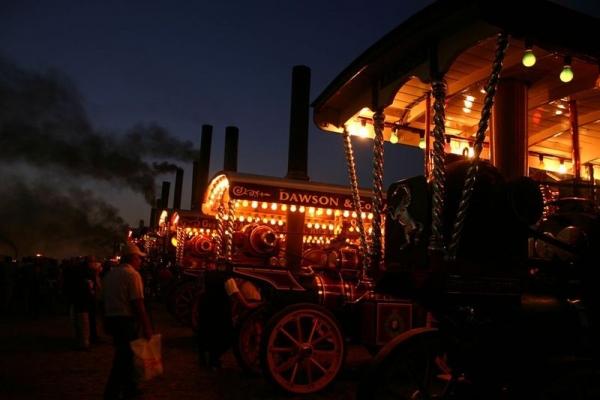 Выставка паровых машин – Great Dorset Steam Fair (Фото 6)