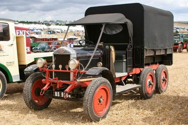 Выставка паровых машин – Great Dorset Steam Fair (Фото 9)