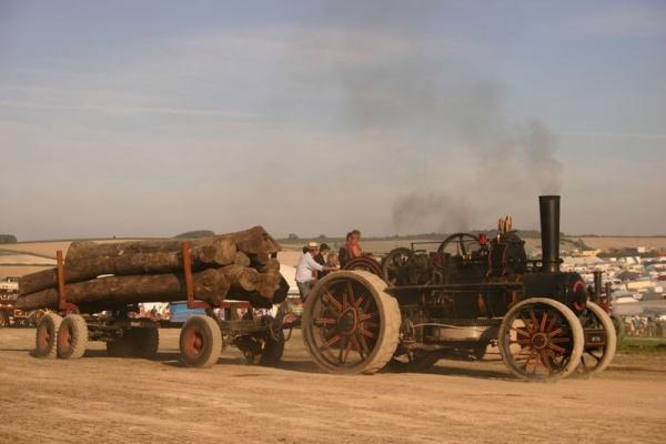 Выставка паровых машин – Great Dorset Steam Fair (Фото 2)