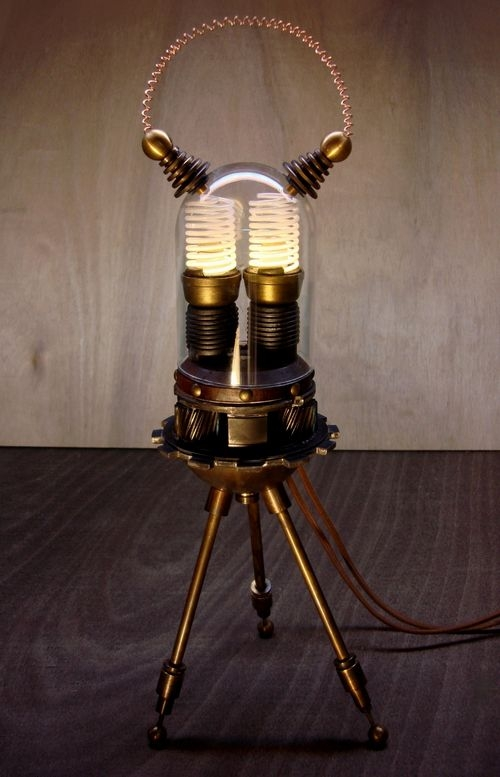 Стим-лампы. Art Donovan. (Фото 12)