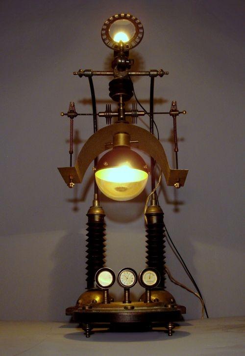 Стим-лампы. Art Donovan. (Фото 19)