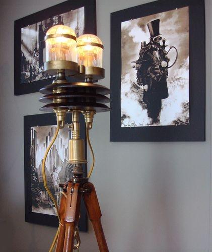 Стим-лампы. Art Donovan. (Фото 33)
