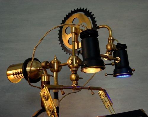 Стим-лампы. Art Donovan. (Фото 23)