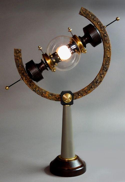 Стим-лампы. Art Donovan. (Фото 2)