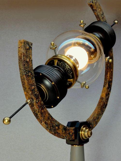 Стим-лампы. Art Donovan. (Фото 3)