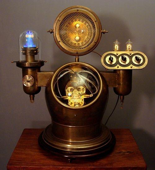 Стим-лампы. Art Donovan. (Фото 25)