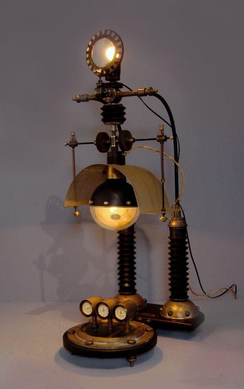 Стим-лампы. Art Donovan. (Фото 18)