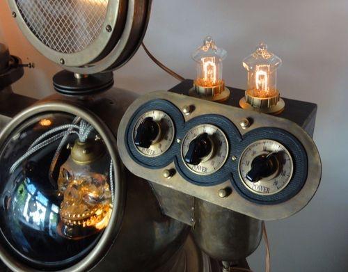 Стим-лампы. Art Donovan. (Фото 26)