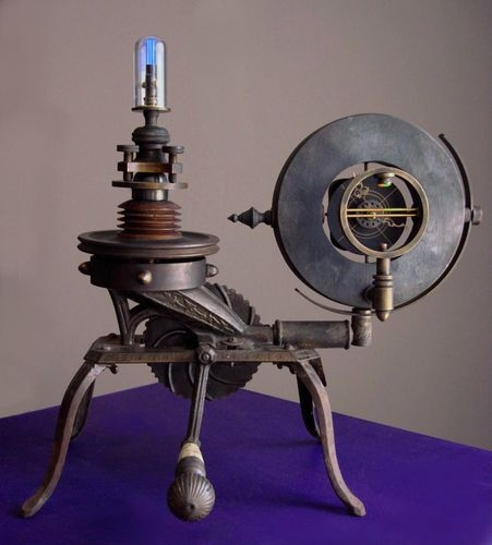 Стим-лампы. Art Donovan. (Фото 35)