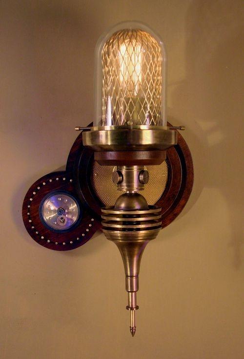 Стим-лампы. Art Donovan. (Фото 7)