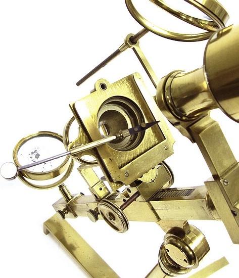 Старинные микроскопы. часть 2. (Фото 11)