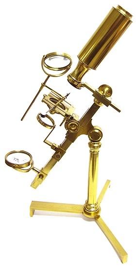 Старинные микроскопы. часть 2. (Фото 10)