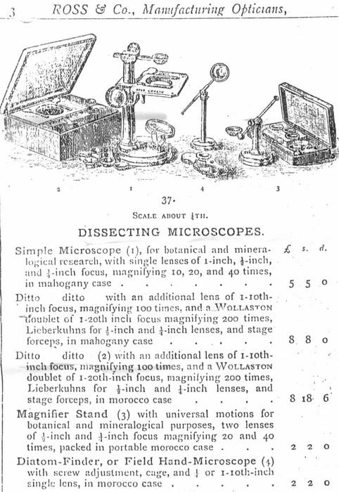 Старинные микроскопы. часть 2. (Фото 40)