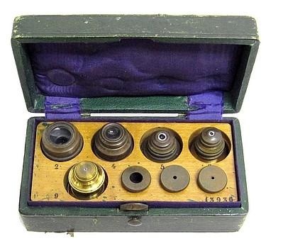 Старинные микроскопы. часть 2. (Фото 56)