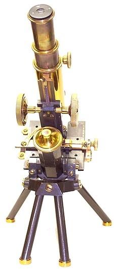 Старинные микроскопы. часть 2. (Фото 29)