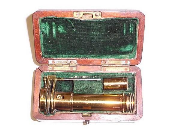 Старинные микроскопы. часть 2. (Фото 42)