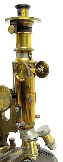 Старинные микроскопы. (Фото 39)