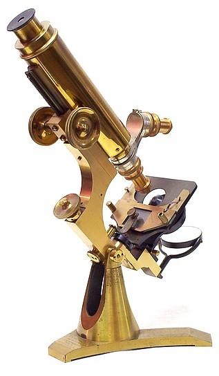 Старинные микроскопы. часть 2. (Фото 2)