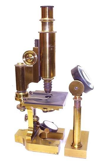 Старинные микроскопы. часть 2. (Фото 54)