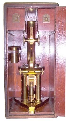 Старинные микроскопы. часть 2. (Фото 20)