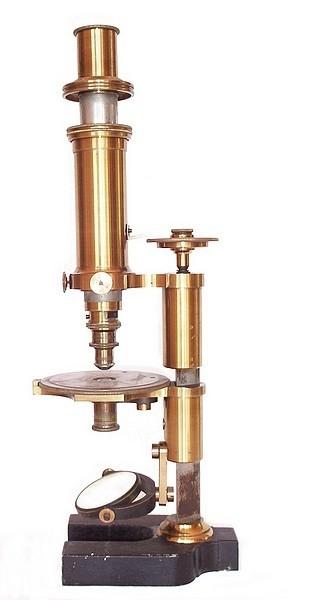 Старинные микроскопы. часть 2. (Фото 26)