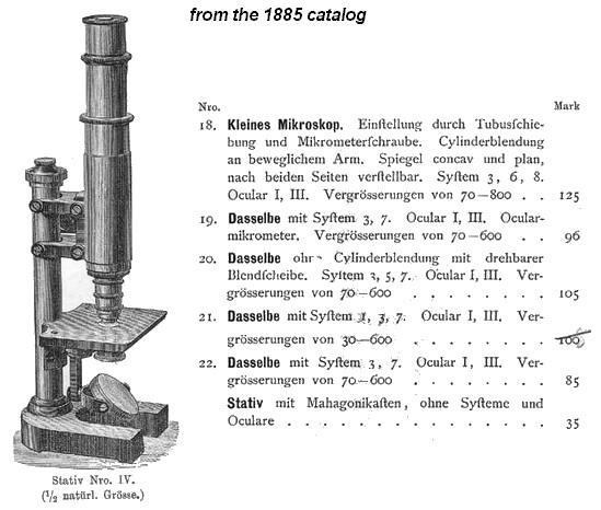Старинные микроскопы. (Фото 43)