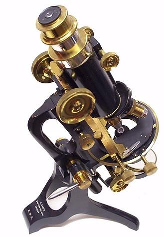 Старинные микроскопы. часть 2. (Фото 22)
