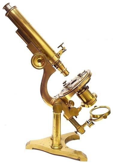 Старинные микроскопы. часть 2. (Фото 14)