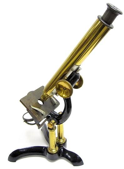 Старинные микроскопы. часть 2. (Фото 6)