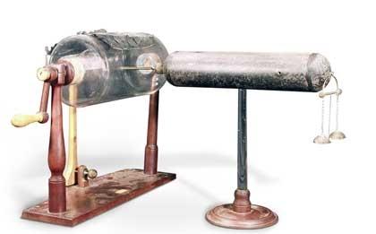Начало эпохи радио. Или кто сказал, что электричество - не стимпанк ? ;) (Фото 3)