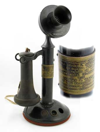 Телеграф и телефон. Или кто сказал, что электричество - не стимпанк ? ;) Часть 3. (Фото 34)