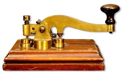 Телеграф и телефон. Или кто сказал, что электричество - не стимпанк ? ;) Часть 3. (Фото 4)