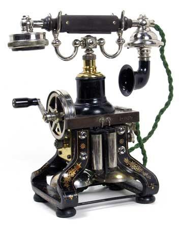 Телеграф и телефон. Или кто сказал, что электричество - не стимпанк ? ;) Часть 3. (Фото 36)