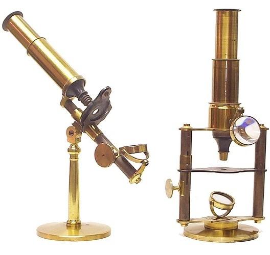 Микроскопы. Часть предпоследняя.