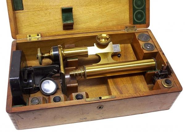 Микроскопы. Часть последняя. (Фото 13)