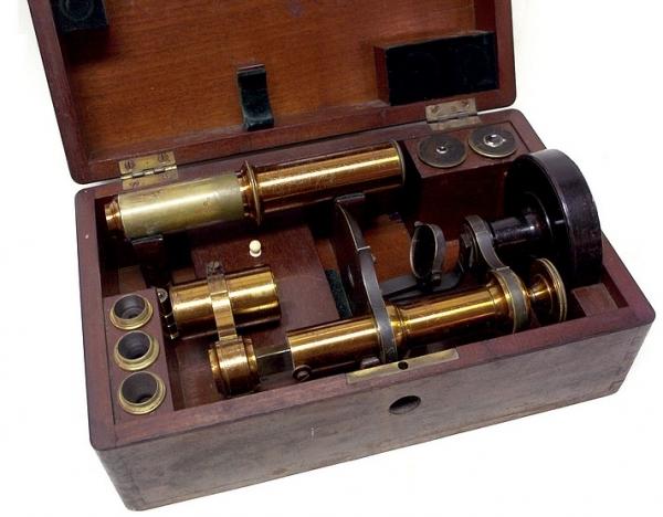 Микроскопы. Часть предпоследняя. (Фото 33)