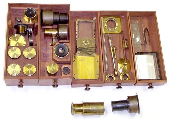 Микроскопы. Часть предпоследняя. (Фото 30)